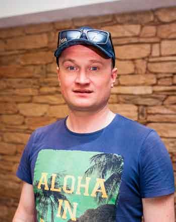 Михаил Бовсуновский